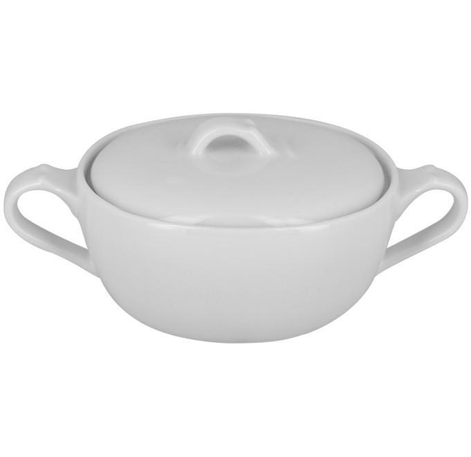 Rak Anna náhradní poklice pro porcelánovou mísa na polévku 23cm ANSD23