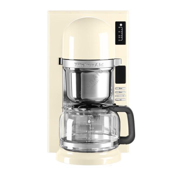 KitchenAid Kávovar na přelévanou kávu mandlová