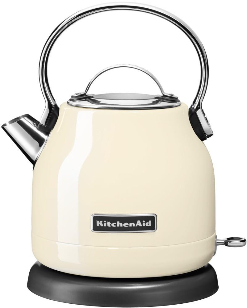 KitchenAid, Rychlovarná konvice 5KEK1222EAC, mandlová, 1,25l
