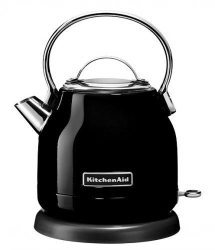 KitchenAid, Rychlovarná konvice 5KEK1222EOB černá, 1,25l