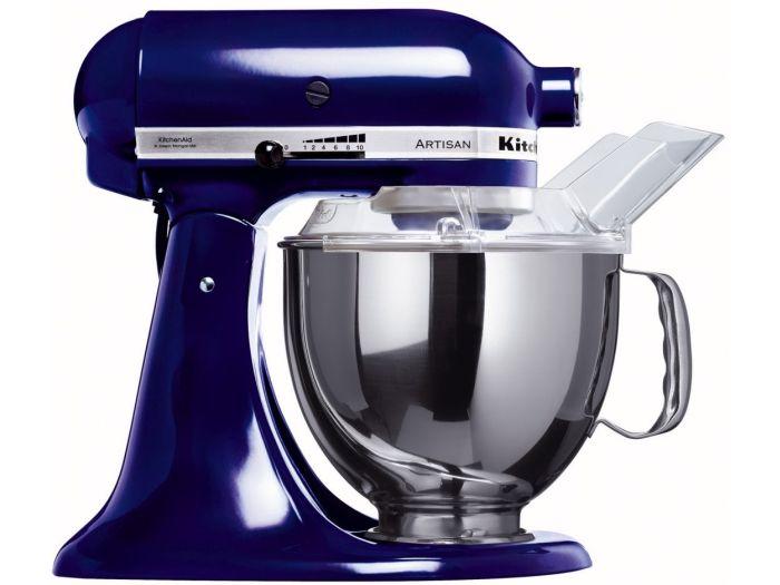 KitchenAid, Kuchyňský robot s mísou 4,8l tmavě modrá, Artisan