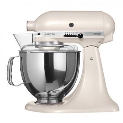 KitchenAid, Kuchyňský robot s mísou 4,8l béžová, Artisan