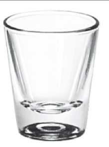 Libbey, Sklenice na destilát Whiskey 40ml