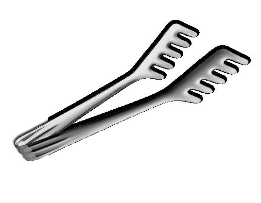 Tomgast, Kleště na špagety , dl.20 cm