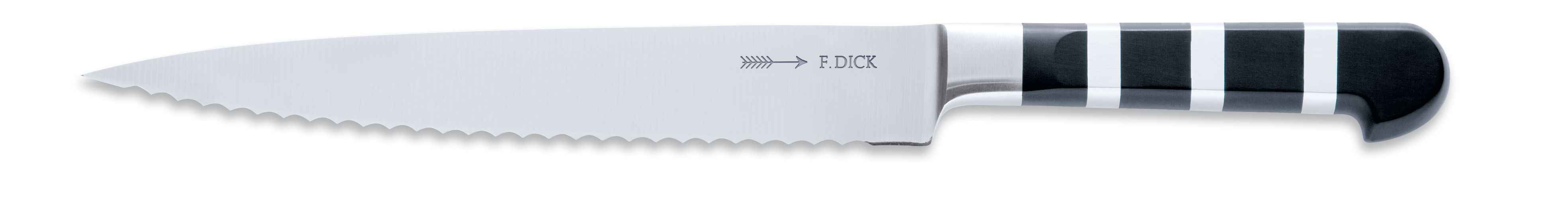 F.Dick Steakový nůž s vlnitým výbrusem ze série 1905, 12cm
