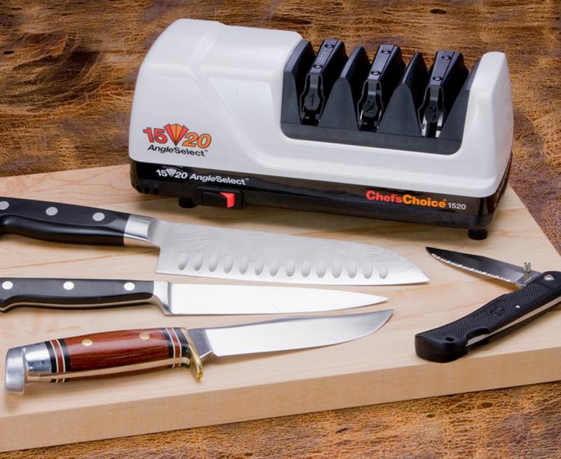Chef´s Choise, Brusič nožů elektrický, cc-1520