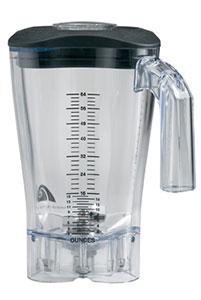Barový mixér – plastová nádoba 1,9l
