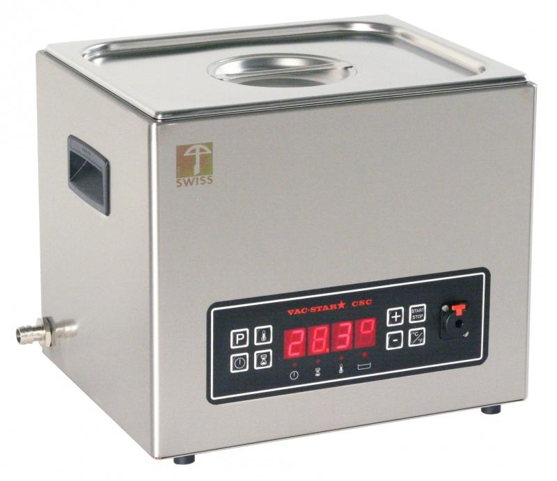 VAC-STAR, Sous-vide varný box CSC-09 compact