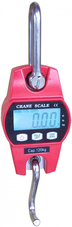 Váha digitální závěsná OCS-012-L nosnost 120kg
