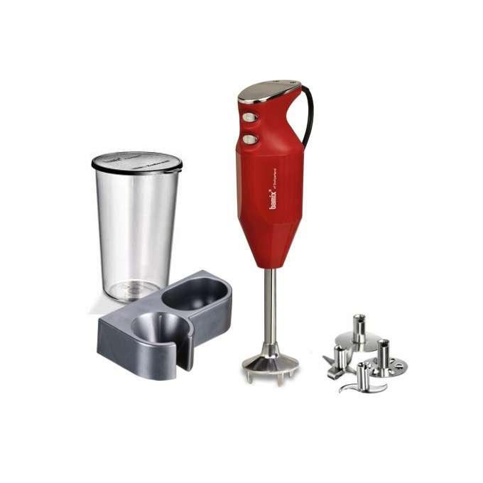 Bamix tyčový mixér, Mono, červený 140 W
