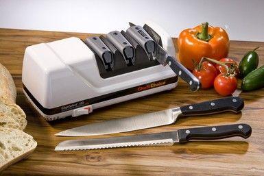 Chef´s Choise, Brusič nožů elektrický 3-stupňový, Edge Select CC-120
