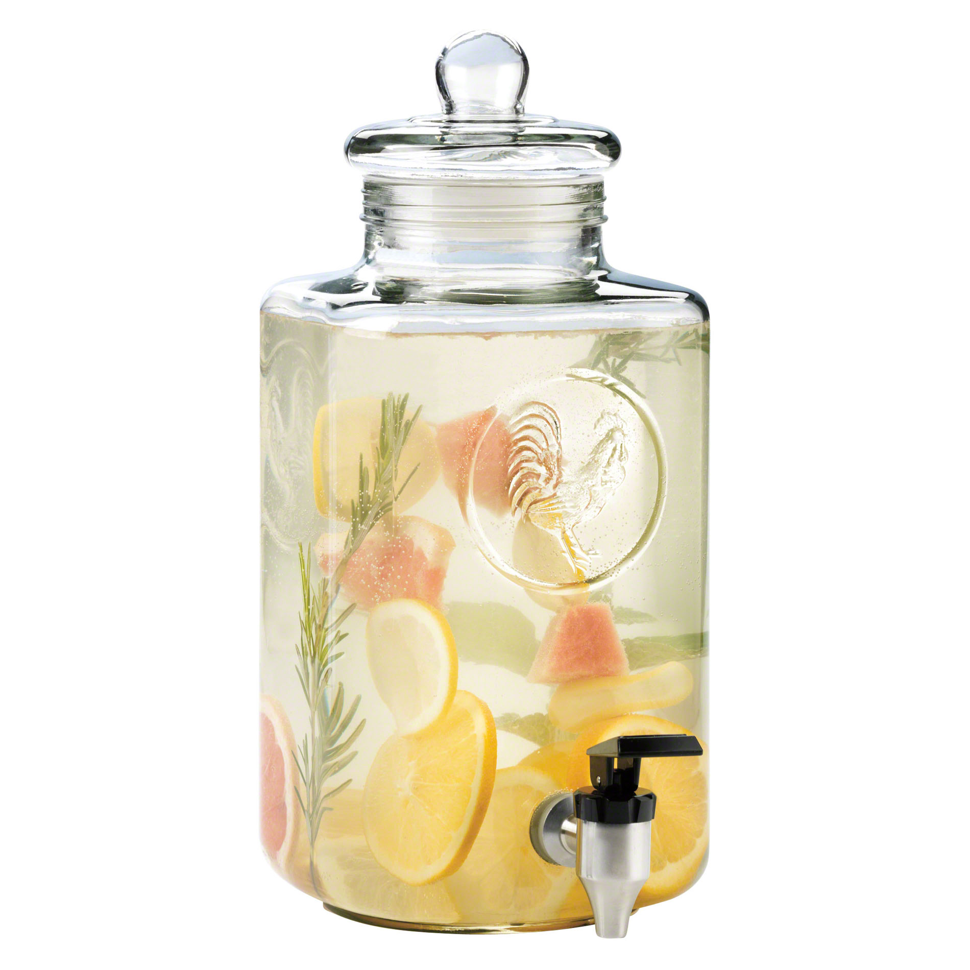 Libbey, Nádoba skleněná na domácí limonádu s kohoutem 7000ml