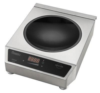 Vařič indukční wok 3500 l HENDI