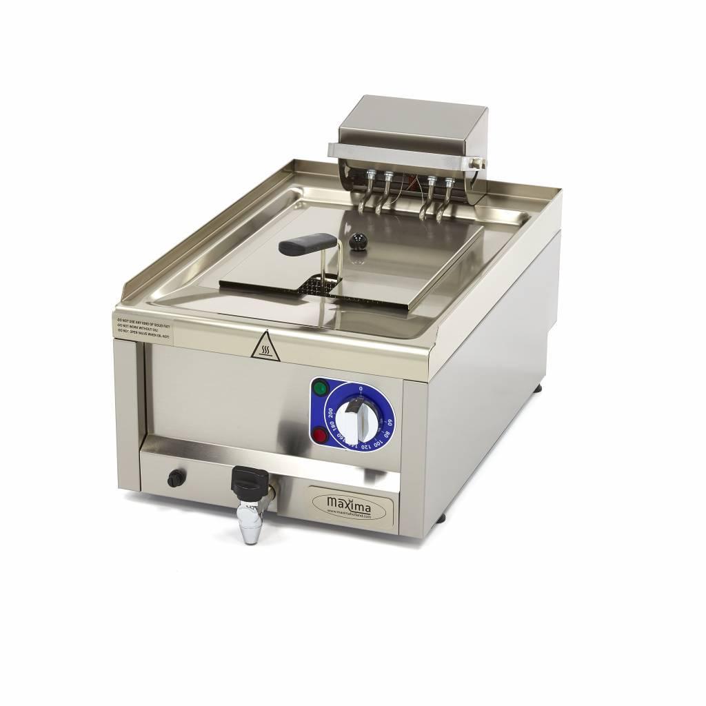 Elektrická fritéza 1x10l 40x60cm l MAXIMA