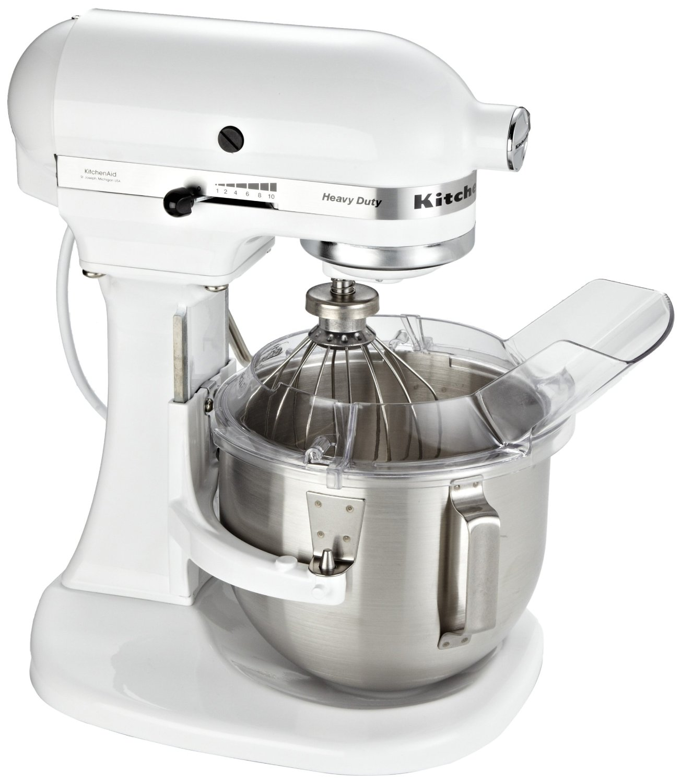 KitchenAid, Robot Heavy Duty bílý