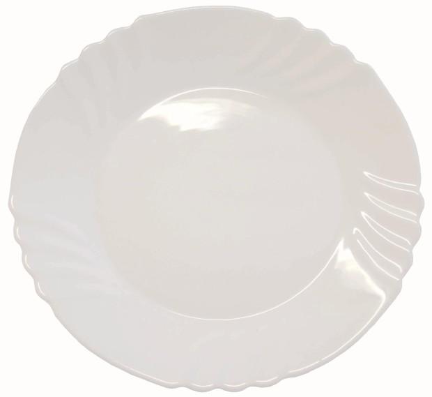 Bormioli, Talíř mělký Ø 25,5 cm, EBRO