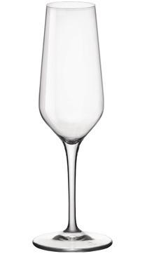 Bormioli, Sklenice na šampaňské flétna 23cl, Elektra Flute