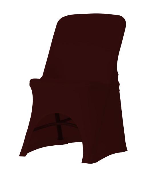 Verlo Potah na židli Alex, čokoláda