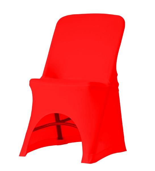 Verlo Potah na židli Alex, červený