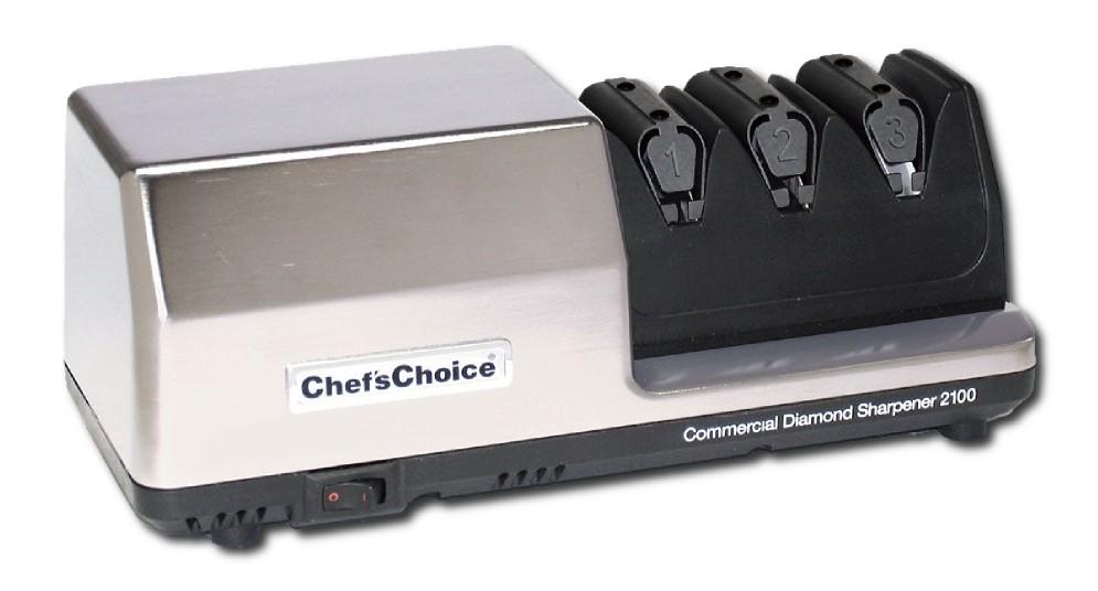 ChefsChoise Elektrický brusič nožů cc-2100