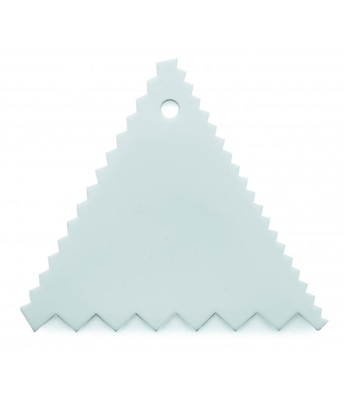 Tomgast, Karta plastová trojúhelníková 90 mm