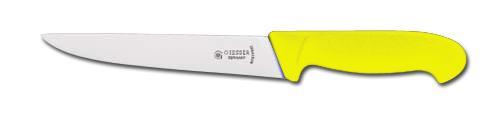 Nůž kuchařský 16 cm - žlutý