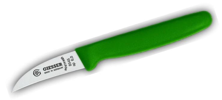 Giesser Messer, Nůž na zeleninu 6cm, zelená
