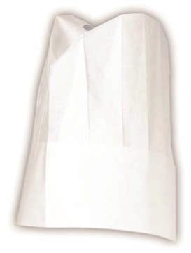 Čepice kuchařská 25 cm