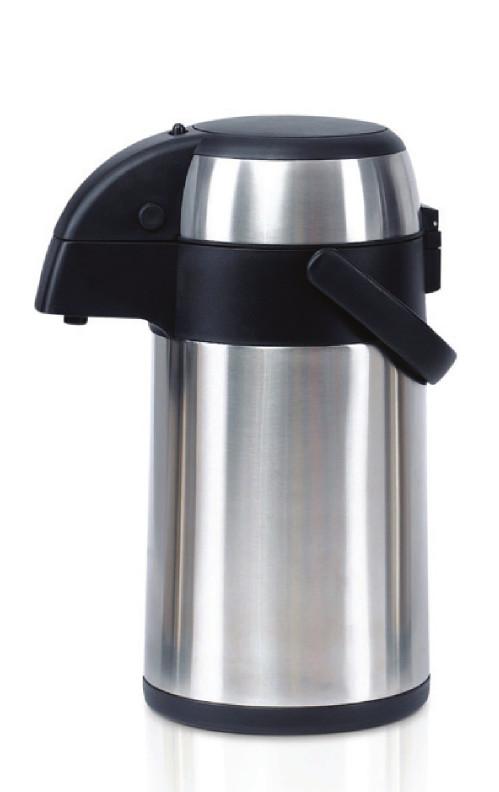 Tomgast, Nerezová termoska s pumpičkou 3,0 l