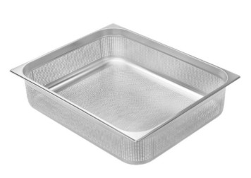 RAK, Gastronádoba perforovaná GN 2/1 100 mm
