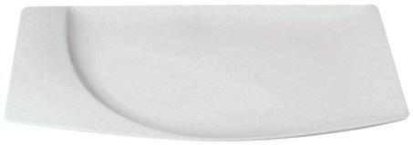 RAK, Talíř mělký obdélný 26 x 17 cm, Mazza