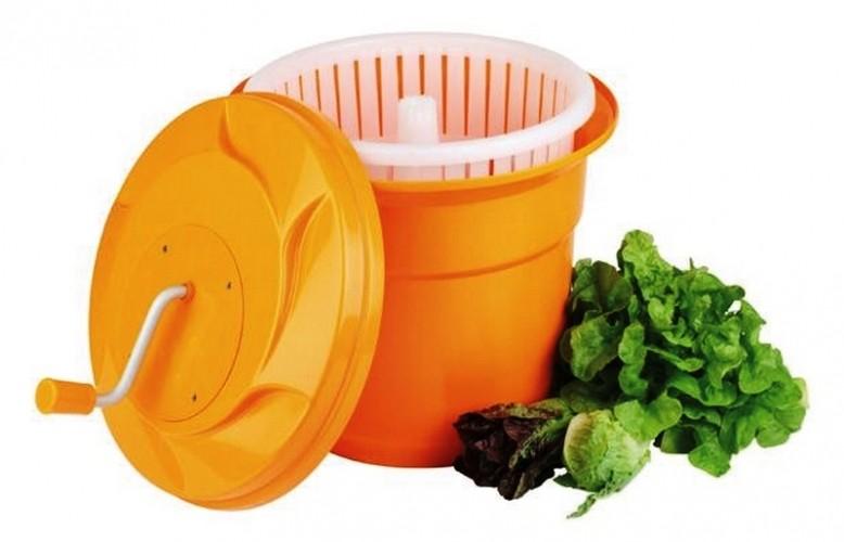 Odstředivka na salát, ovoce a zeleninu 20l