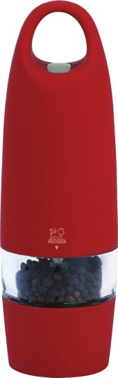 Peugeot, Mlýnek na pepř elektrický červený, Zest