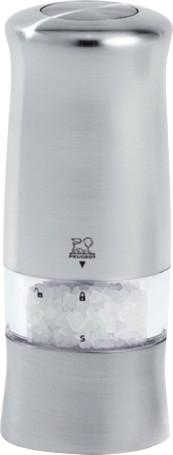 Peugeot, Mlýnek na sůl elektrický nerez a akryl, Zeli
