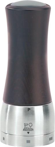 Peugeot, Mlýnek na pepř výška 16 cm hnědý, Madras
