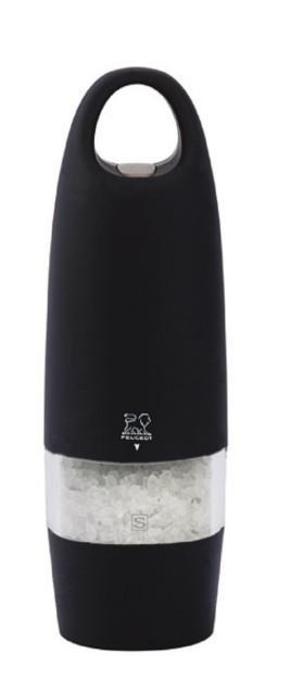 Peugeot Zest elektrický mlýnek na sůl černý