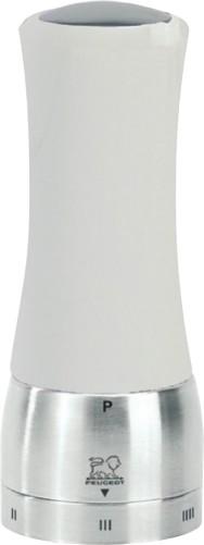 Peugeot, Mlýnek na pepř výška 16 cm bílý, Madras