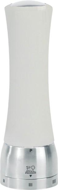 Peugeot, Mlýnek na pepř výška 21 cm bílý, Madras
