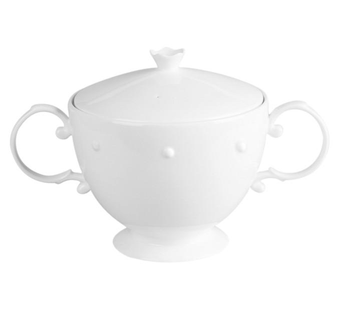 Rak White Gold Mísa na polévku s víkem 340cl