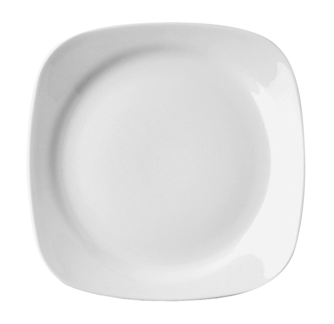 Ska talíř mělký čtvercový pr. 27 cm