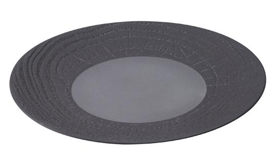 Revol, Talíř mělký 310 mm černý