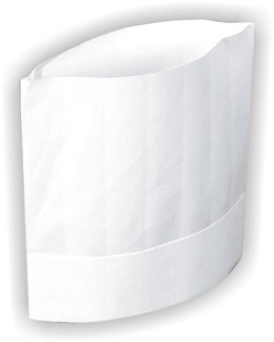Čepice kuchařská 22 cm