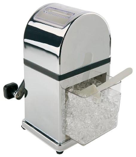 Tomgast, Drtič na led manuální