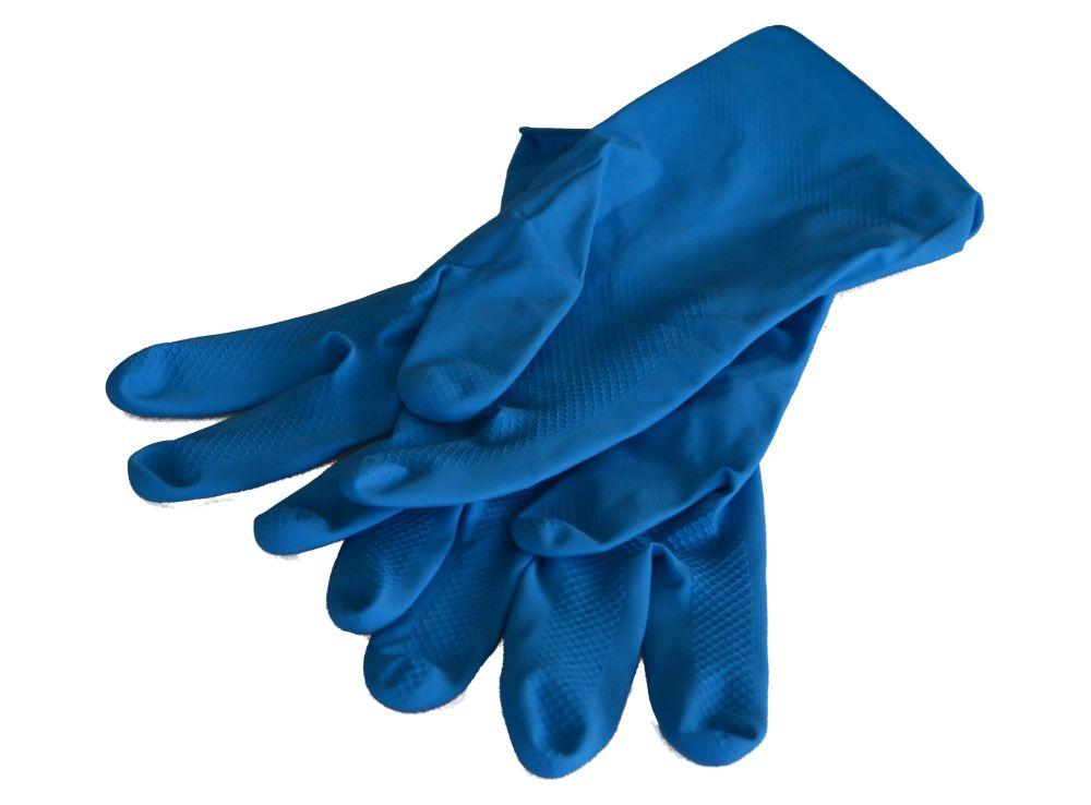 Gumové rukavice M